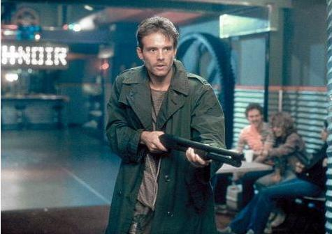 Good times with Michael Biehn
