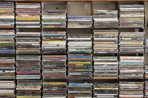 yourCDcollection