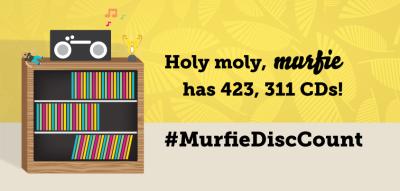 #MurfieDiscCount