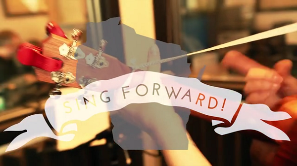 Sing Forward! Music Video Release & Remix Contest