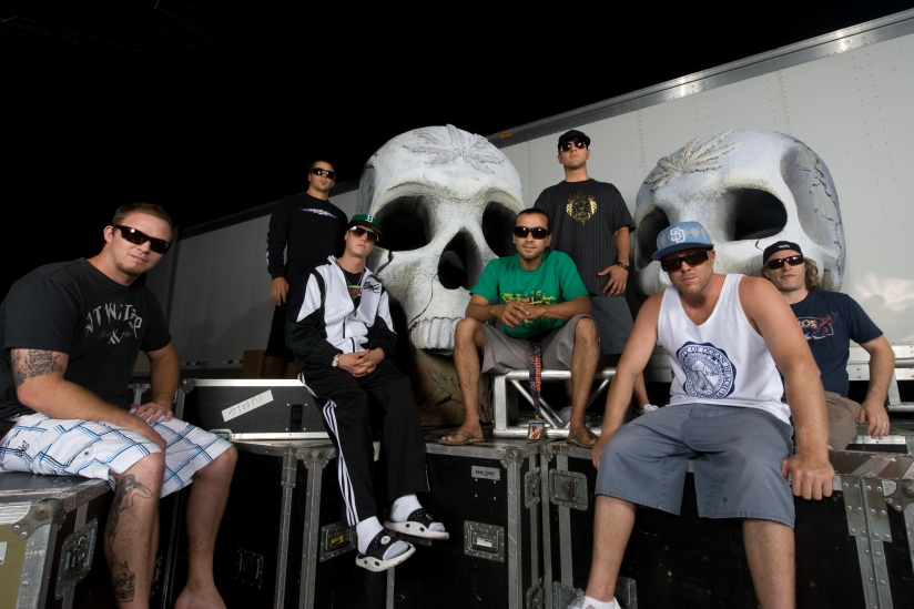 Interview with Slightly Stoopid[Podcast]