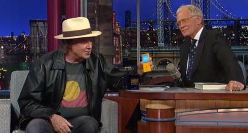 Neil Young + Pono