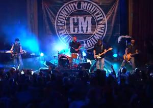 Cowboy MOuth Live