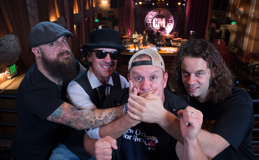Cowboy Mouth Interview