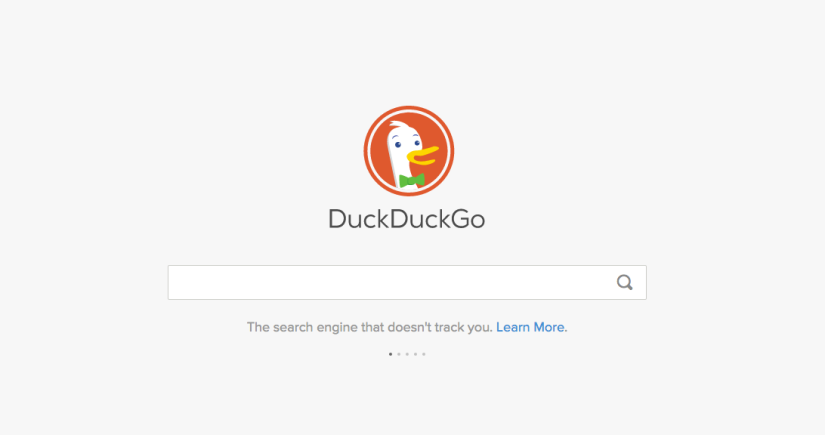 DuckDuckGo: Because Your Privacy Matters on the Web