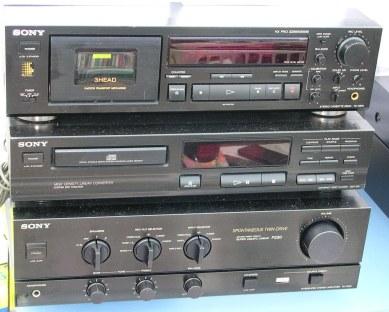 Sony_TC-K670_CDP-212_und_TA-F220